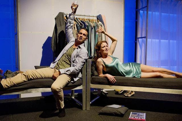 Ann-Cathrin Sudhoff und Ralf Bauer spielen in der Stadthalle