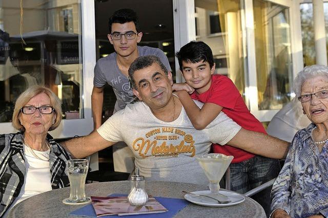 Der gute Mensch vom Café nebenan