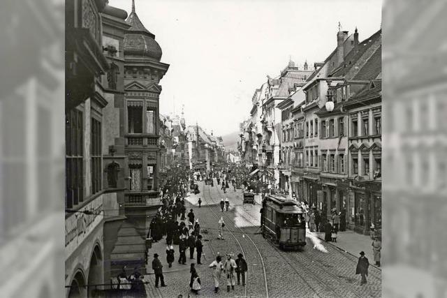 An der Freiburger Fastnacht hat sich die Jahrhunderte wenig verändert