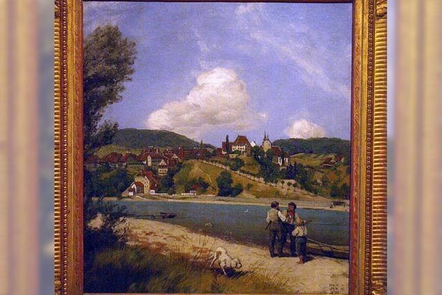 Thoma-Gemälde kehrt zurück
