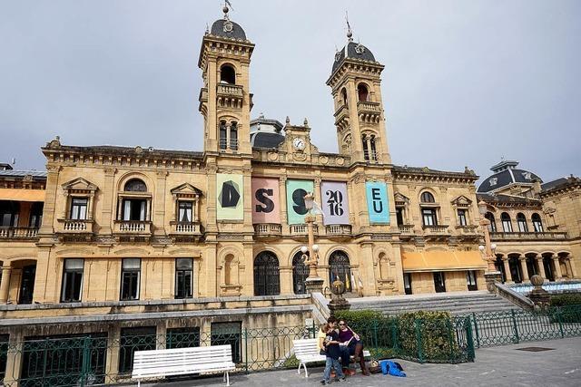 San Sebastián setzt ein Zeichen für den Frieden