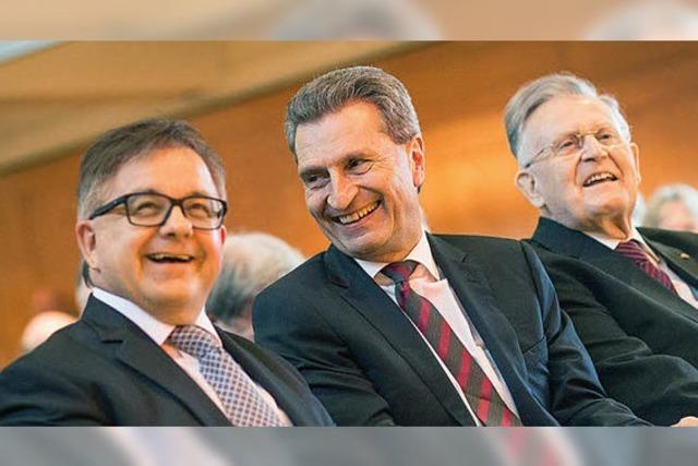 CDU demonstriert Willen zur Macht