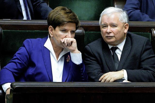 Kaczynski-Berater hält Kritik an Polen für überzogen