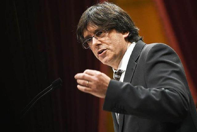 Katalanen einigen sich auf Regierungschef