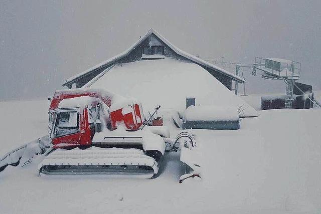 Skilifte am Kandel ab 13. Januar wieder offen