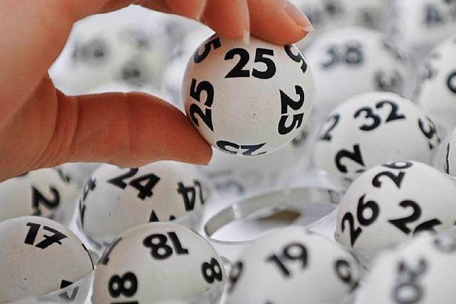 Im Südwesten herrscht wieder Lotto-Lust