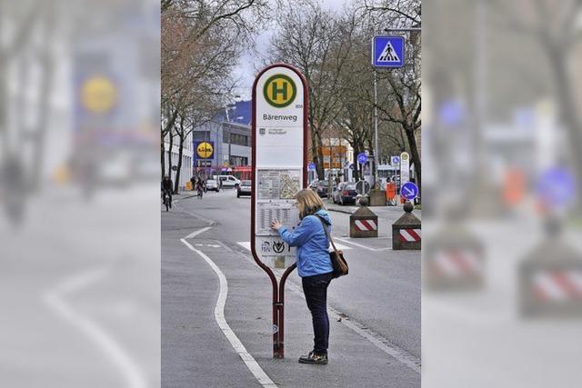 Bürgerverein Mooswald kritisiert Busanbindung an die neue Tram