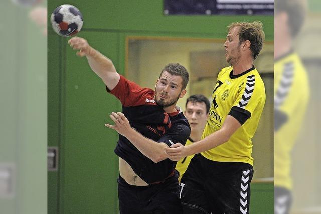 Fehlstart für die ESV-Handballer