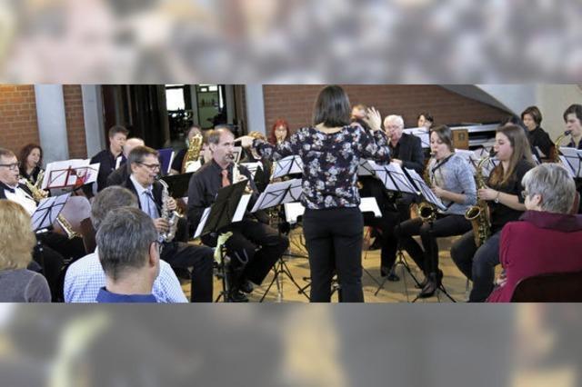 Ein Konzert, gewidmet den Opfern von Paris