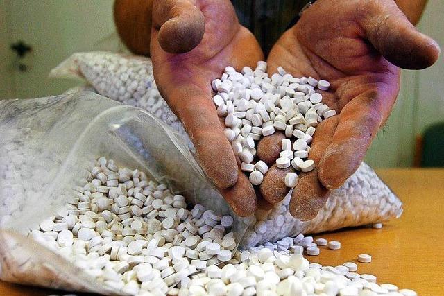 2700 Tabletten MDMA im ICE geschmuggelt