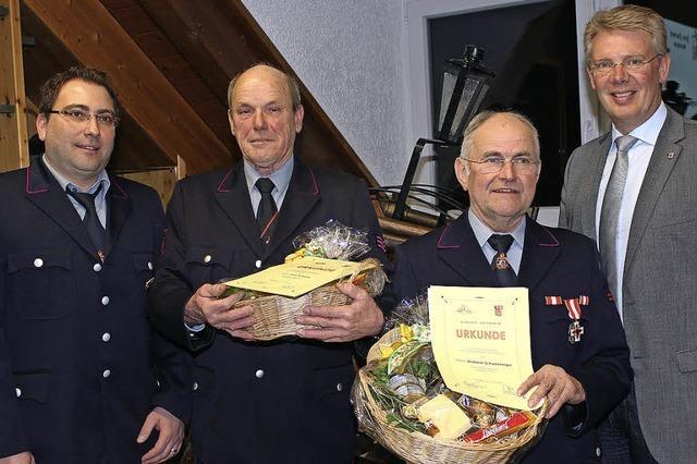 Gottenheimer Feuerwehr bewältigt 22 Einsätze