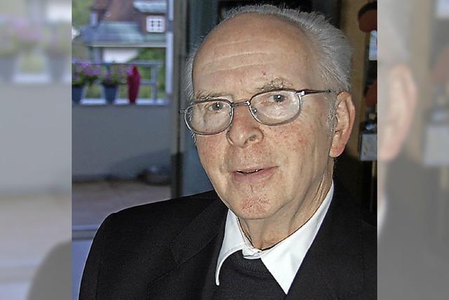 Abschied von früherem Pfarrer Hillig