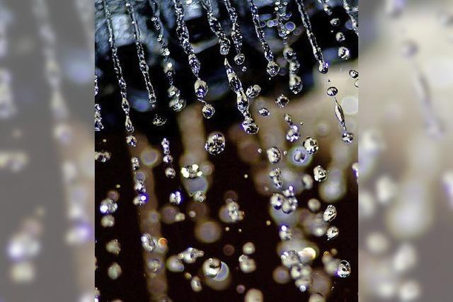 Legionellengefahr: Duschen abgestellt