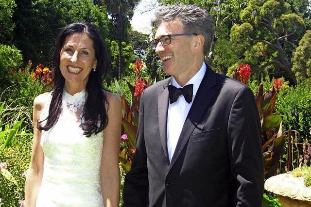 Der OB heiratet in seiner Geburtsstadt Melbourne
