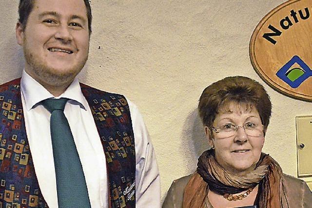 Musikverein Tegernau schaut zufrieden zurück