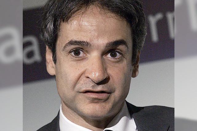 Der Mann, der Tsipras stürzen will
