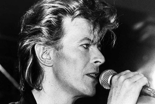 Kunstfiguren und geniale Musik: Zum Tod von David Bowie
