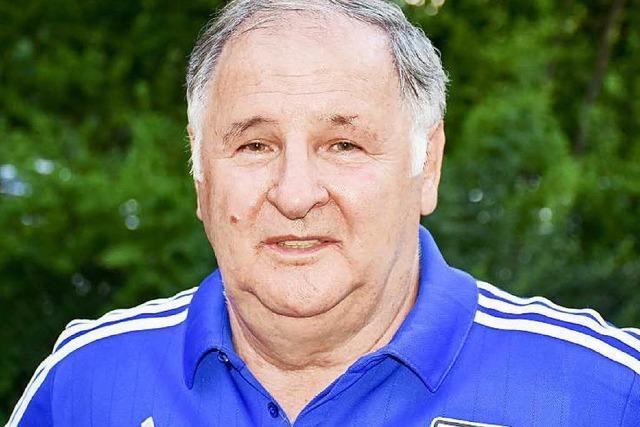 Dieter Heppner verlässt den Vorstand des Sport-Club Lahr