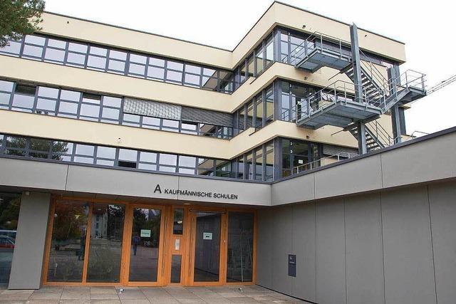Kaufmännische Schulen Offenburg informieren über ihr breites Bildungsangebot