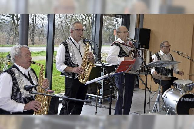 Sändlesänger, Musikverein zum Helmut Dold