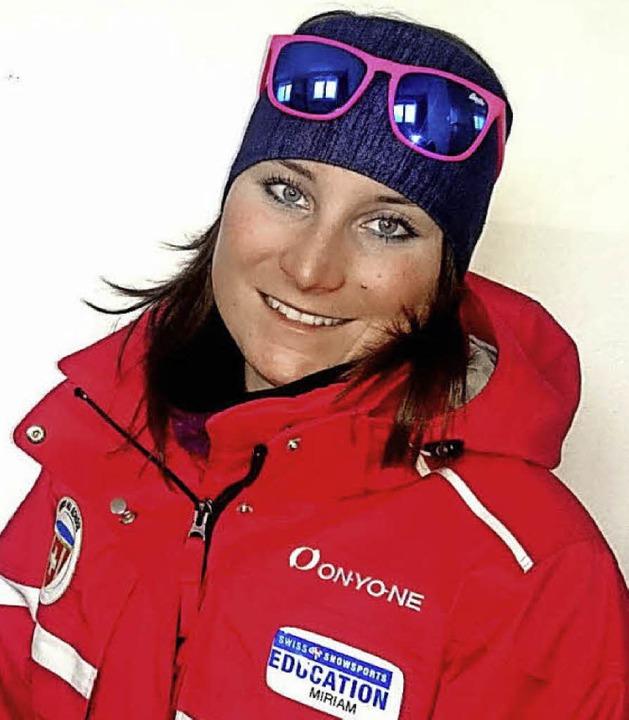 Miriam Schöne   | Foto: Privat