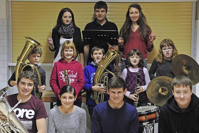 Junger Musikverein ist erfolgreich
