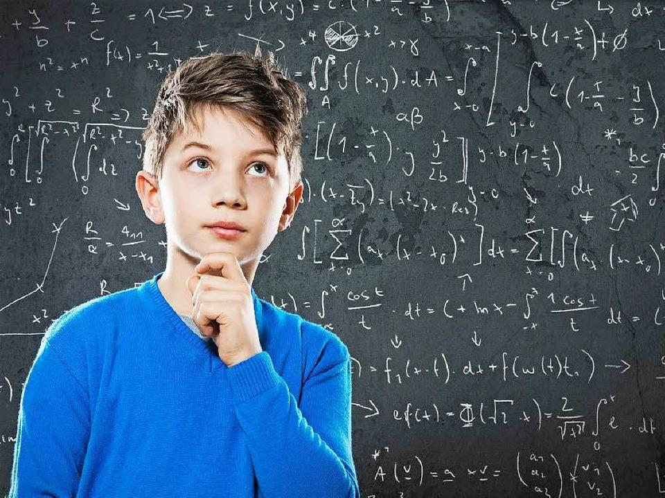 Wann ist ein Kind hochbegabt?  | Foto: lassedesignen - Fotolia