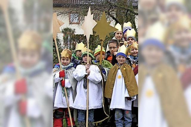 205 Könige sammeln über 40 000 Euro