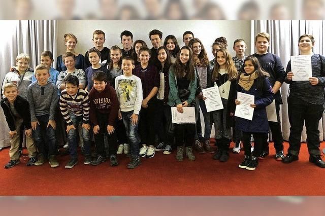 Das sind die Gewinner des Freiburger Jugendfotopreis 2015