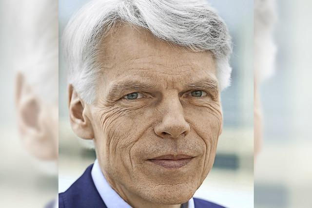 Was treibt den Chef des Freiburger Universitätsrats an?