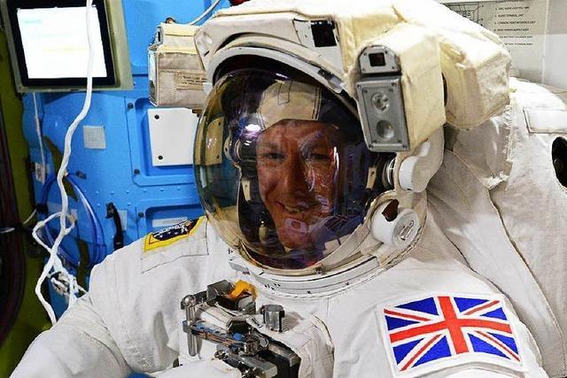 Stellenanzeige: Die Nasa sucht Astronauten
