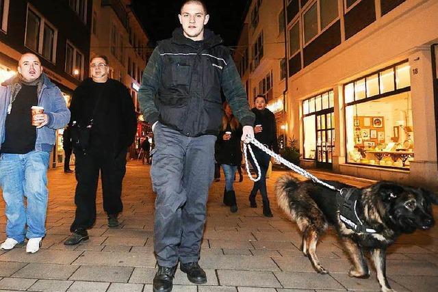 Rechter Trend: Bürgerwehren wollen Polizei spielen