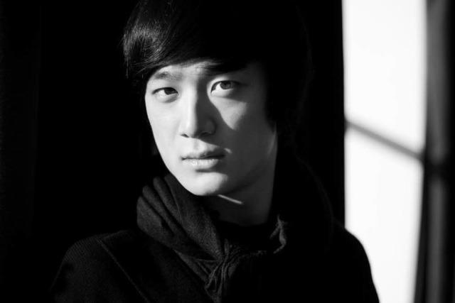 Pianist Chiyan Wong im Salmen