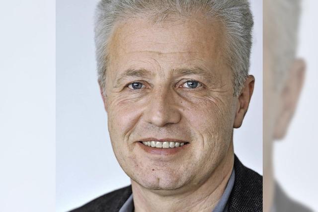 BZ-Fragebogen mit Markus Schupp, Vorsitzender des Lokalvereins Freiburg-Haslach