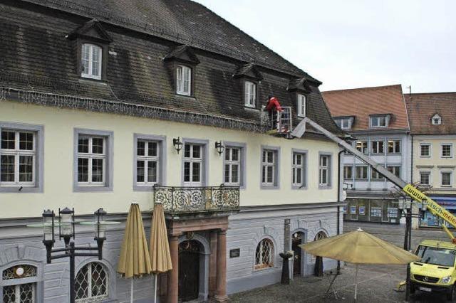 Umbauten für Altes Rathaus und Feuerwehr geplant