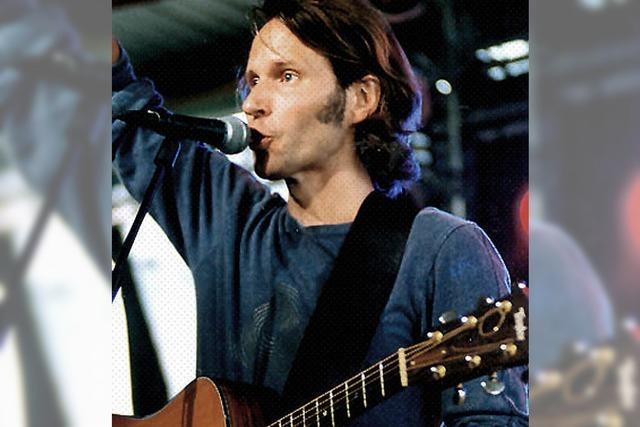 Steven Bailey tritt mit seiner Band in der Wodanhalle auf
