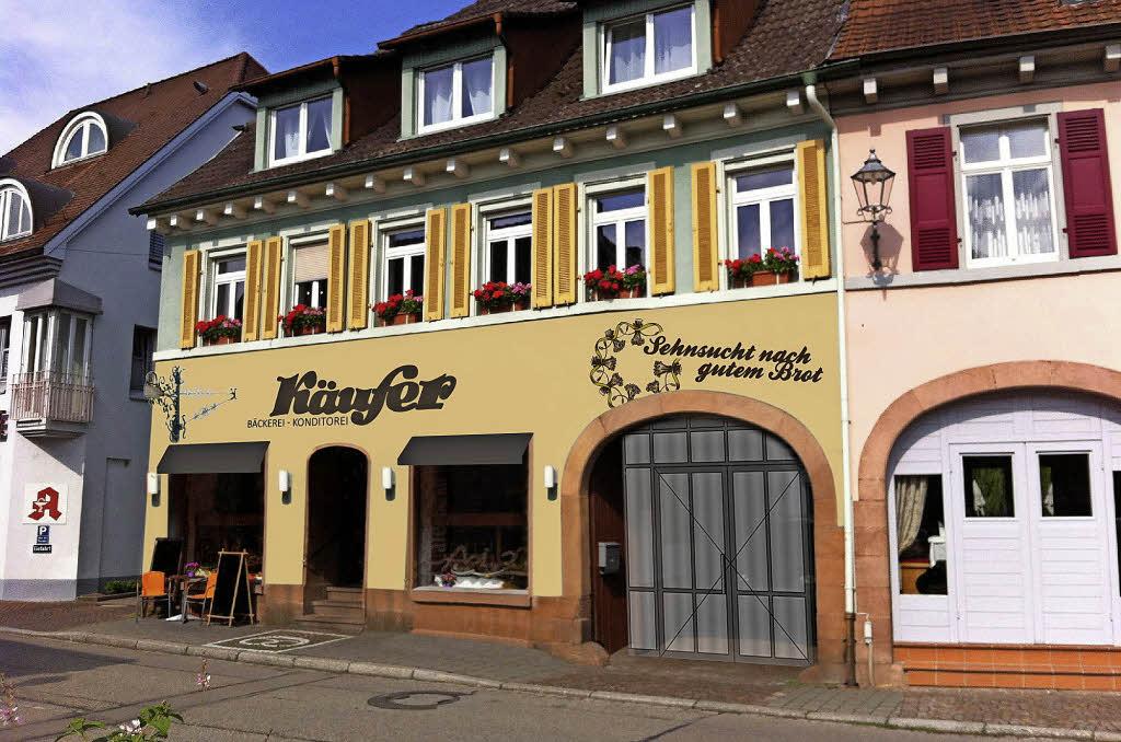 Badische Backstube Kronenplatz