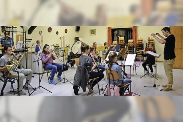 Das Jugendorchester ist neu gestartet