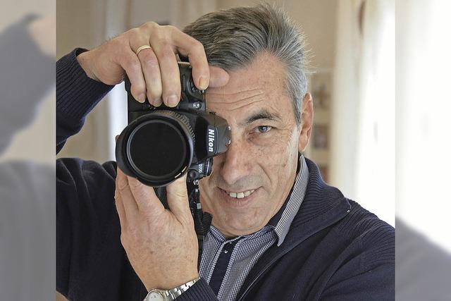 Beim Fotografieren von anderen lernen