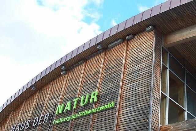Das Haus der Natur am Feldberg will erweitern – Entscheidung wird in Stuttgart gefällt