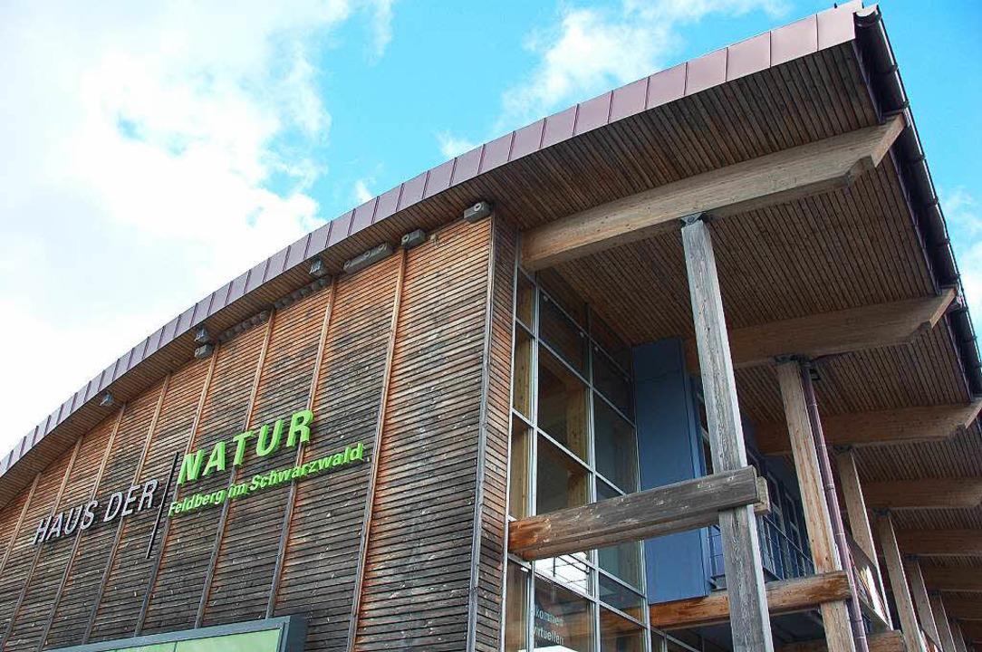 Super Das Haus der Natur am Feldberg will erweitern – Entscheidung wird ZL97