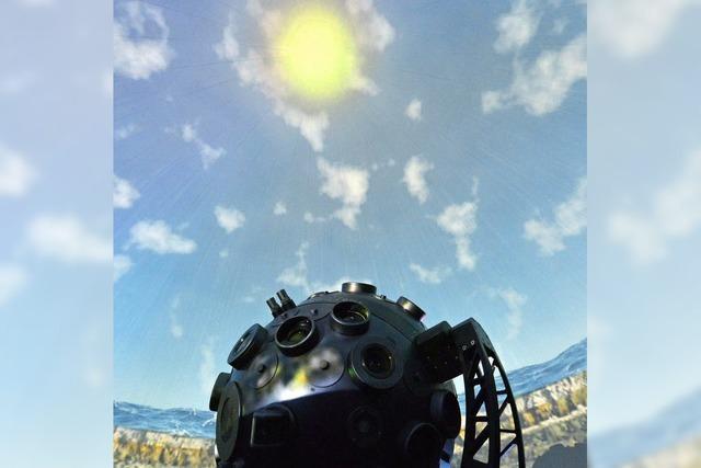 2015 kamen so viele Besucher wie noch nie ins Planetarium Freiburg