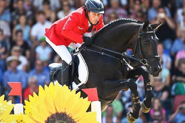 Warum eine schwedische Profireiterin ihr Pferd aß