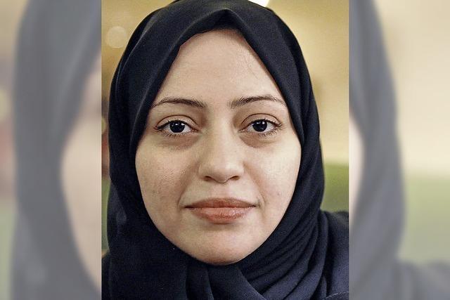 Samar Badawi ist eine Vorkämpferin für die Frauen in Saudi-Arabien