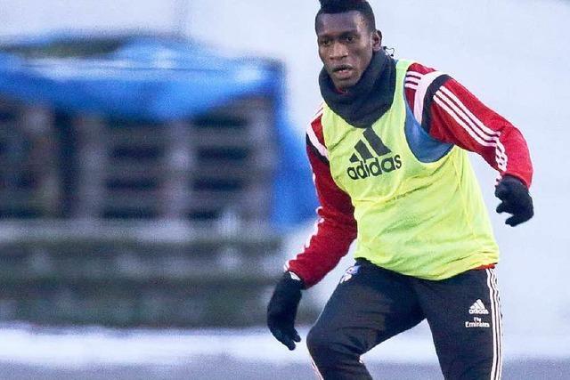 Gambia-Flüchtling spielt beim HSV vor – und überzeugt