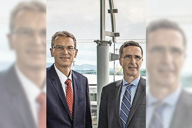 Der Euroairport bleibt im Steigflug und will investieren