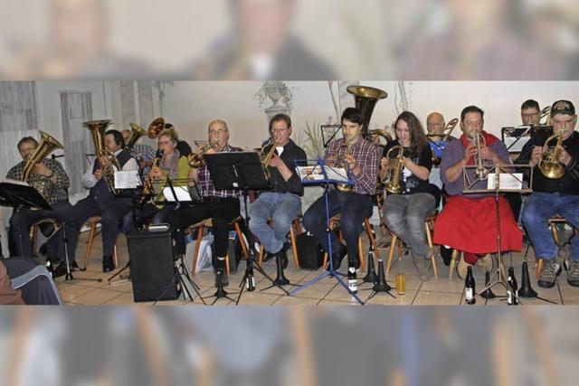 Fasnet ohne die Dorfmusikanten