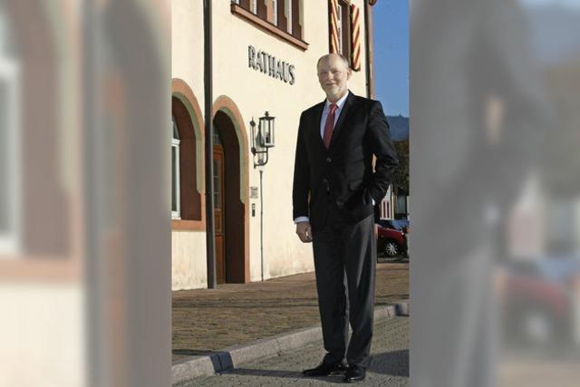 BZ-Interview mit dem scheidenden Bürgermeister Armin Roesner