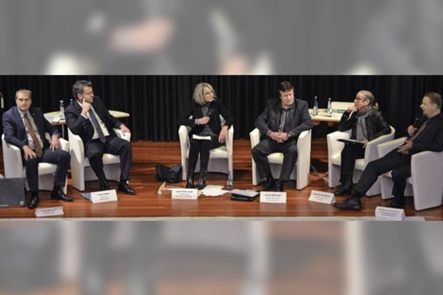BZ-Dialog zum Rheinsteg