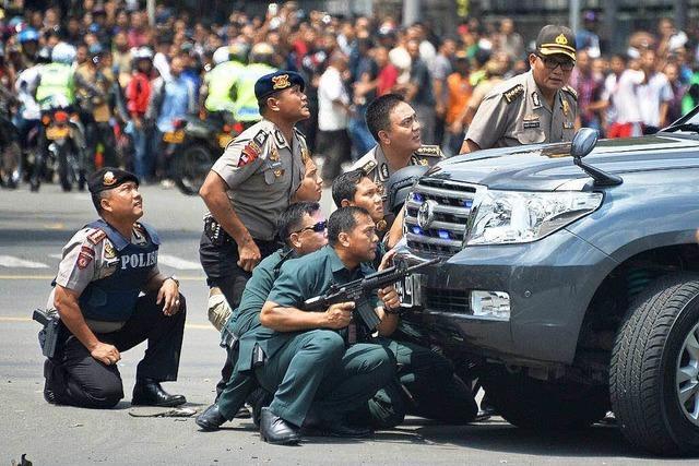 Der Terror des IS kehrt nach Jakarta zurück